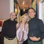 Barry Meisel, Suzanne, and Steve Strompf