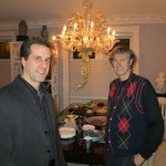 Featured performer Craig Ketter and Scientist David Rind