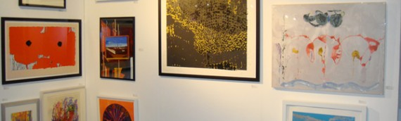 Suzanne Unveils Works on Paper at New York City's Premier Art Exhibitions in Spring 2013
