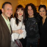 David Grossman, Amy Harnell, Tony Harnell, and Larisa Martinez